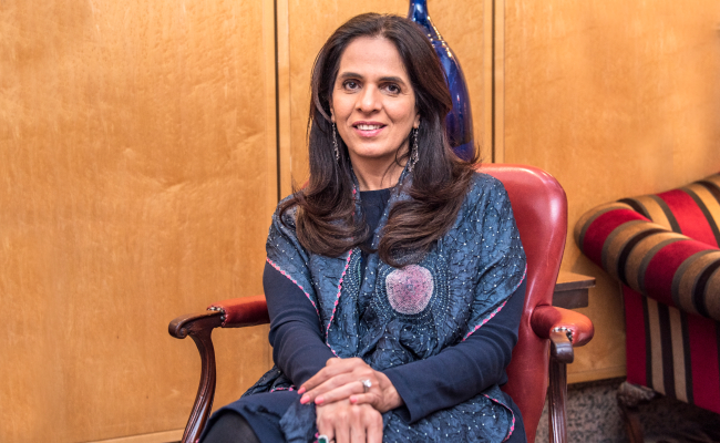 In conversation with India's celebrated designer, Anita Dongre