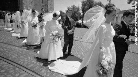 Iconic Wedding Dresses Of All Time
