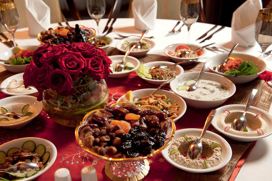 Ramadan Food Favourites That Editors, Designers, Actors & Models LOVE!
