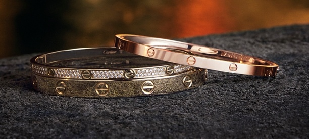 The History Behind The Cartier Love Bracelet – The Promise To Commitment