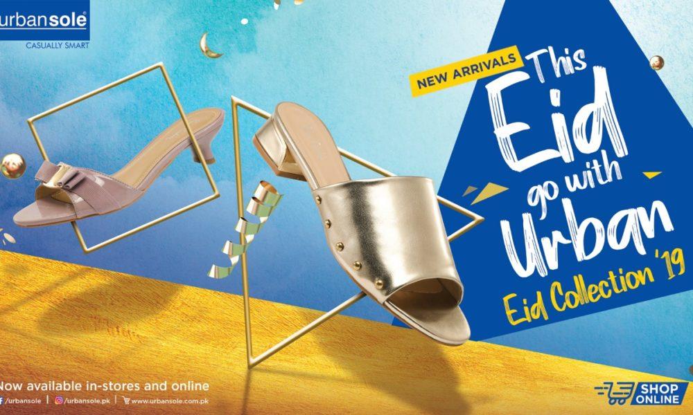 UrbanSole Unveils Their Eid Collection