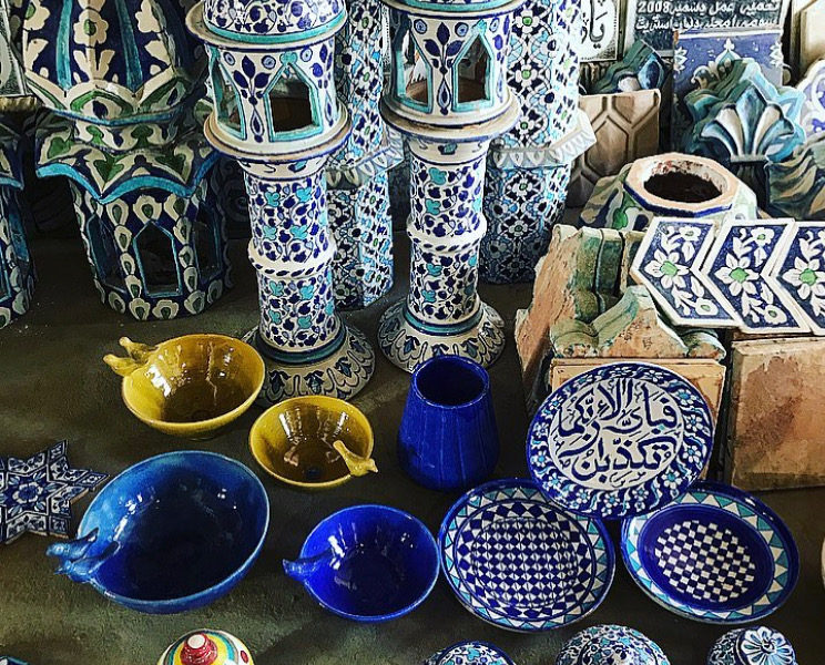 Tête-à-Tête With The Founder Of Hala Kashigar: A Revival Of Pottery