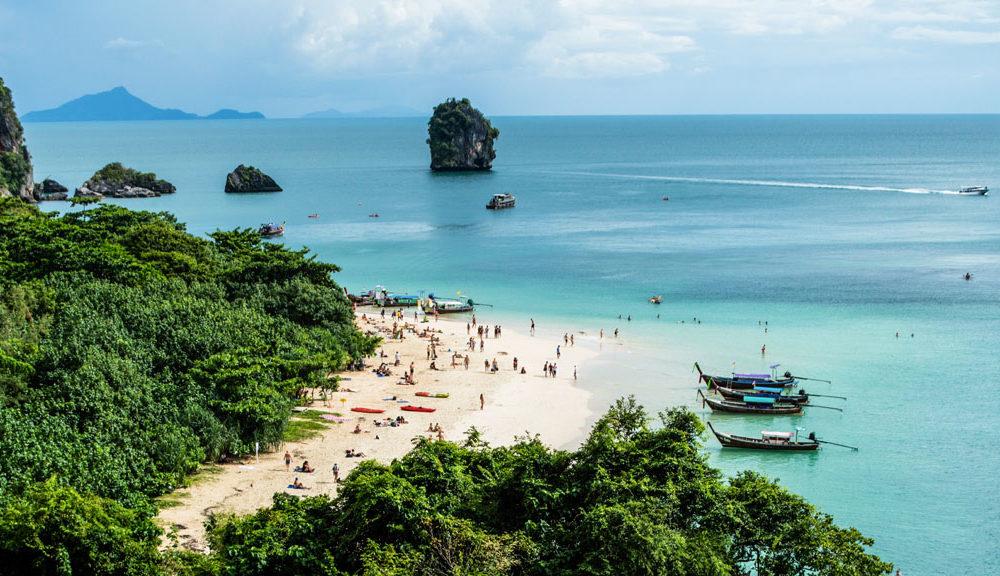 Around The World To…. Krabi, Thailand