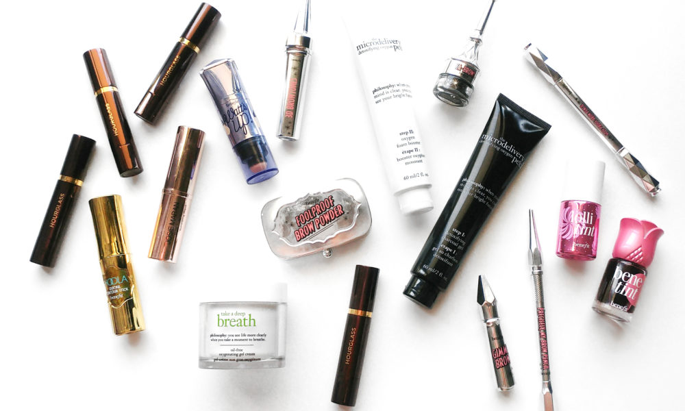 10 Skincare & Beauty Products We Can't Live Without!