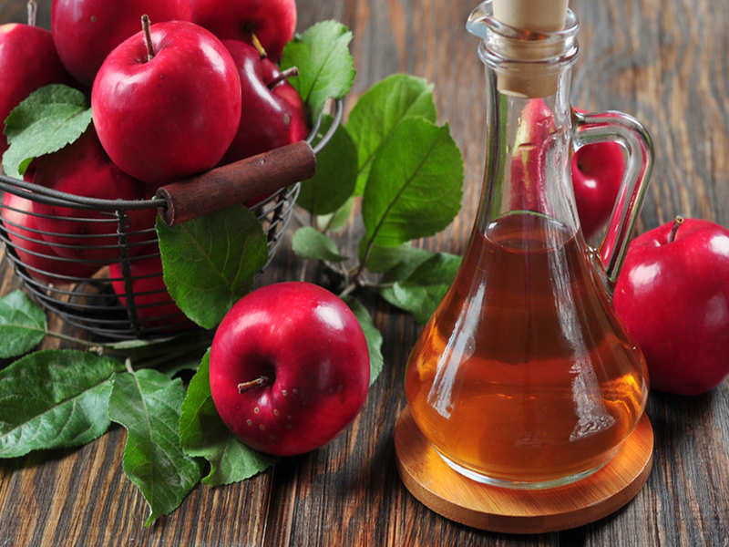 The Benefits of Apple Cider Vinegar (Its Not Just A Fad!)