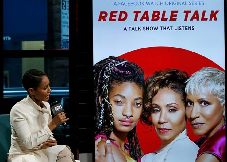Real talk – My Obsession with Red Table Talk by Jada Pinkett Smith