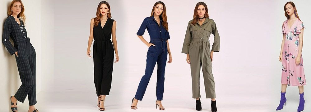 8 Comfortable Jumpsuits To Take You From Day To Night!