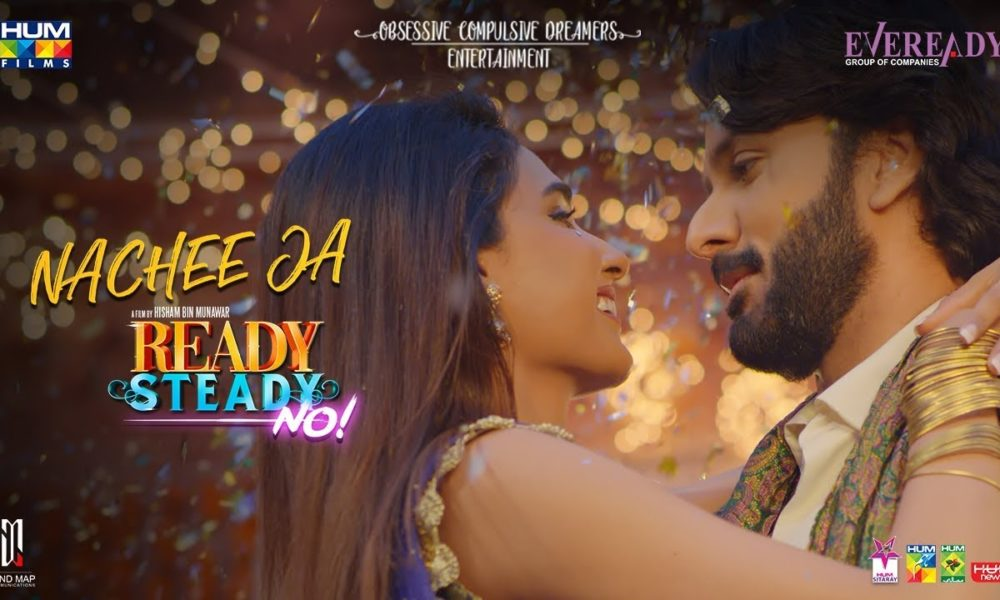 Ready Steady No's Nachee Ja Makes You Dance As If There Is No Tomorrow!