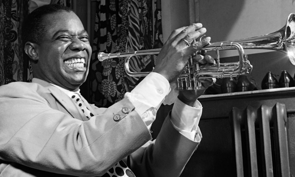 What A Wonderful World, Louis Armstrong