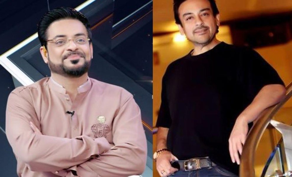 Aamir Liaquat and Adnan Sami Feud Over India & Pakistan