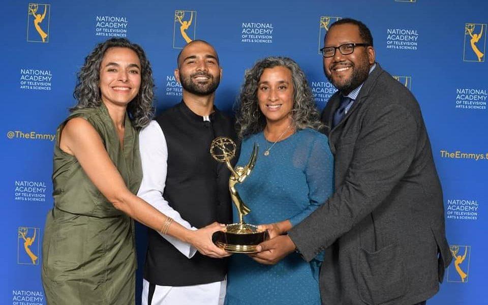Pakistani documentary 'Armed with Faith' wins Emmy!
