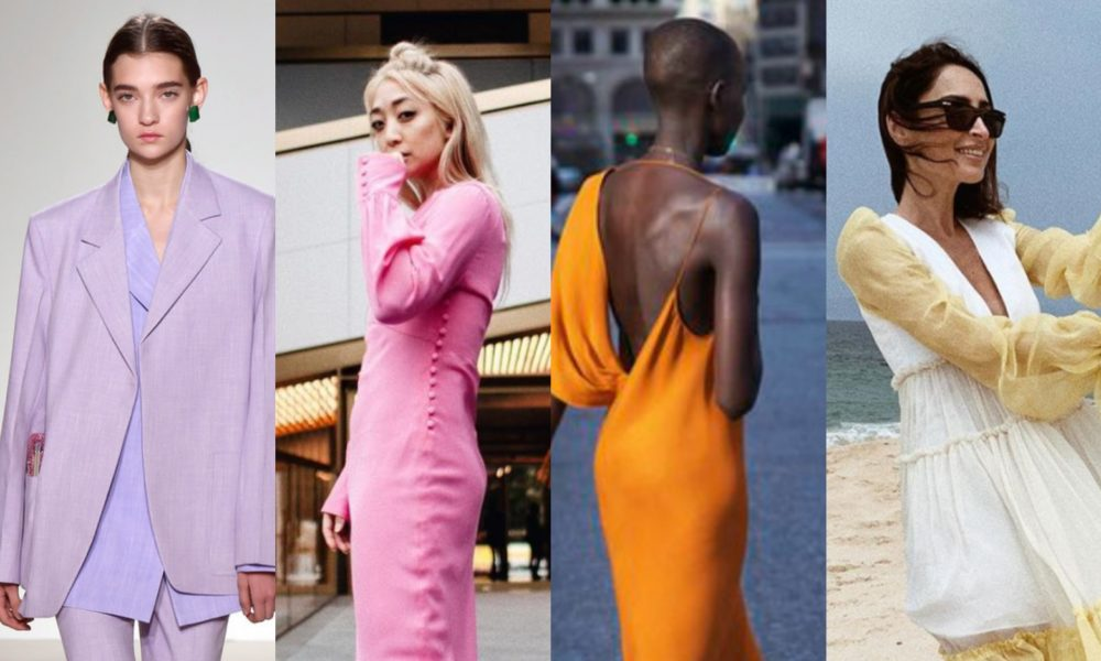 6 Color Trends For Summer 2019