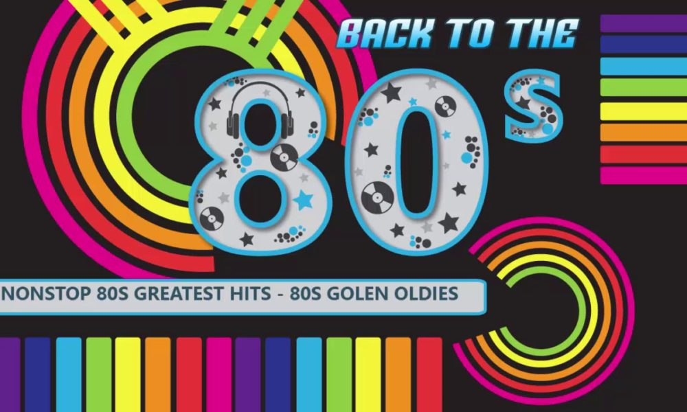 80's Playlist: Music For The Soul