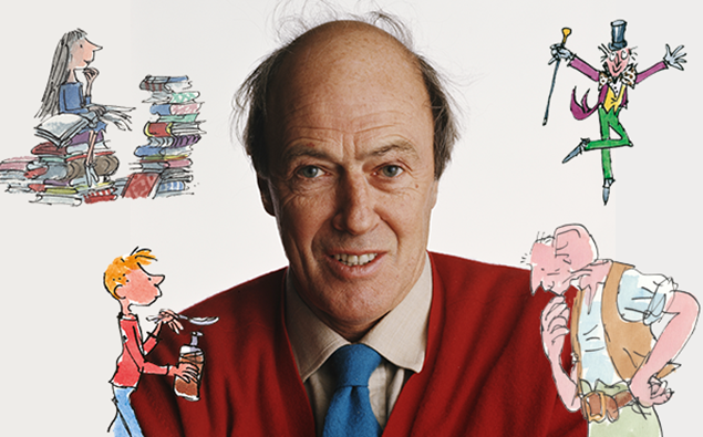 Author Of The Week: Roald Dahl