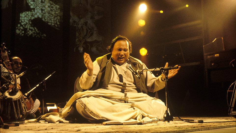 Edition Playlist: Nusrat Fateh Ali Khan