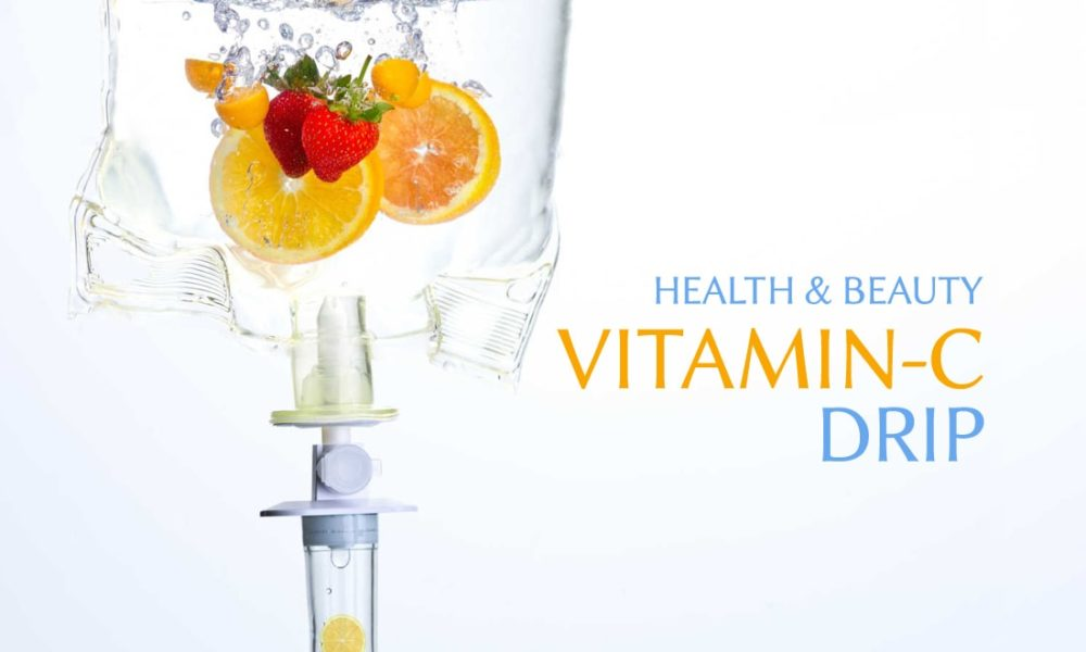 Vitamin C IV Drips – Fad Or Long Lasting Friend?