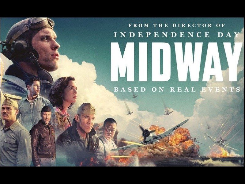 Midway Makes You Fall In Love With War Films, Again!