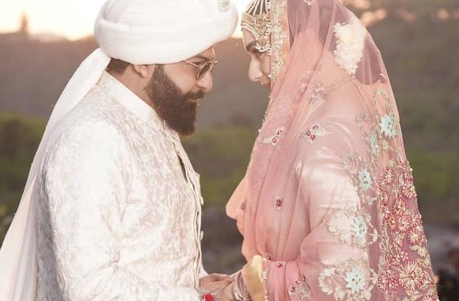 Ali Xeeshan Ties The Knot In A Beautiful Wedding Ceremony!