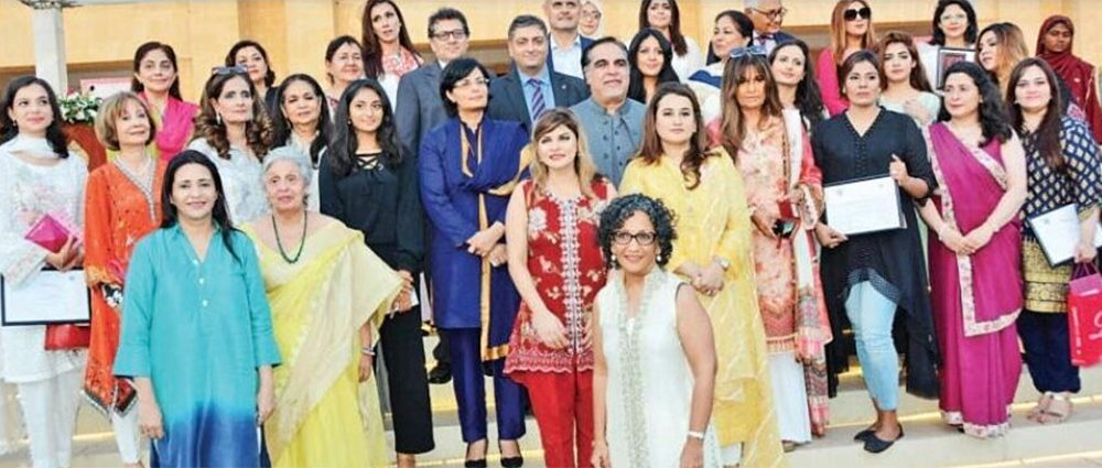 11th Anniversary of the LadiesFund® Women's Awards for Pakistan 2019