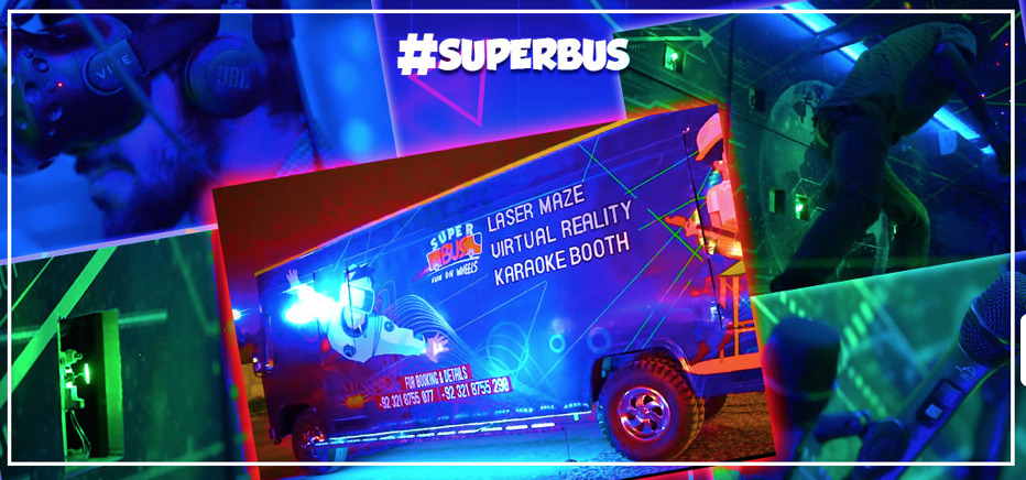 Do You Know Super Bus Is Coming To Karachi!