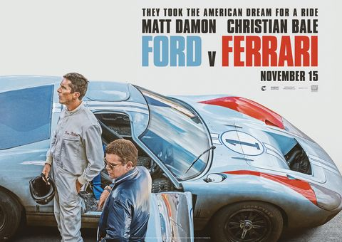 Ford v Ferrari – Too Fast, Too Furious, Too Good!