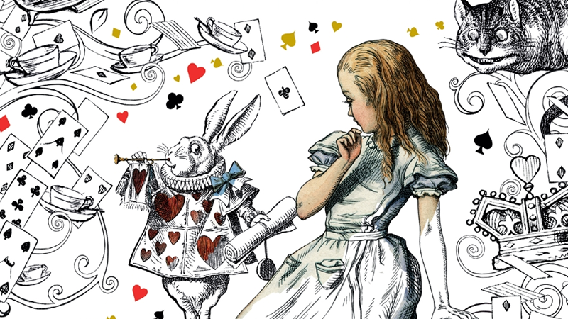 Edition History: Lewis Carroll's Alice In Wonderland