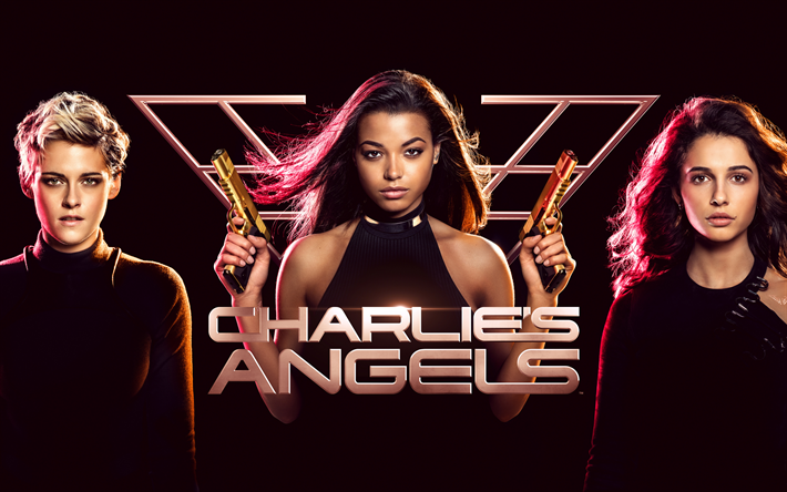 Charlie's Angels Are Back, Without The Bang!
