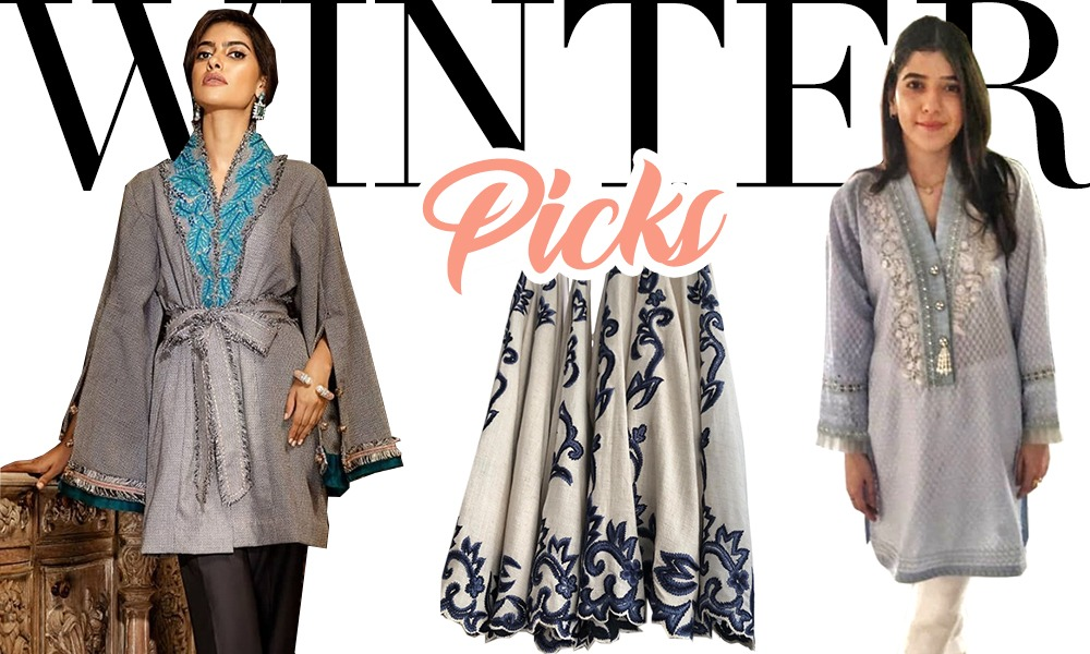 Perfect Kurtas For The Chilly Season To Still Look Chic In!