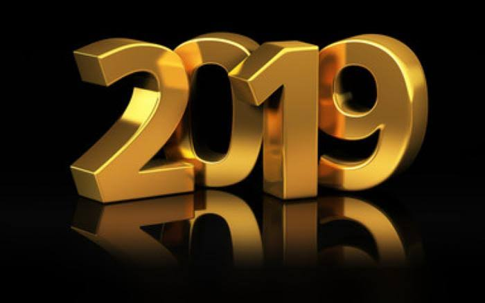 Big Moments In 2019!